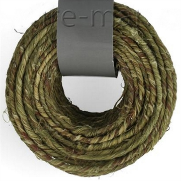 Rustic Wire Grøn 3-5 mm 22 meter